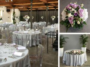 Allestimenti Floreali Chiese ristoranti matrimonio